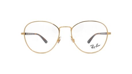 Glasses Ray-ban Rx6470, gold colour - Doyle