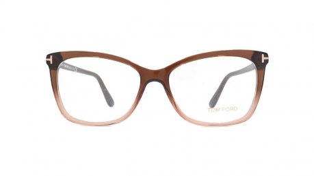 Glasses Tom-ford Tf5514, brown colour - Doyle