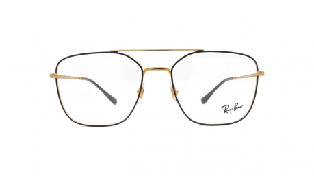 Glasses Ray-ban Rx6450, gold colour - Doyle