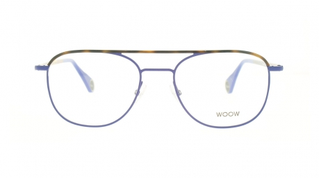 Glasses Woow Watch out 2, dark blue colour - Doyle