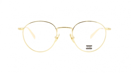Glasses Toms Asher, gold colour - Doyle