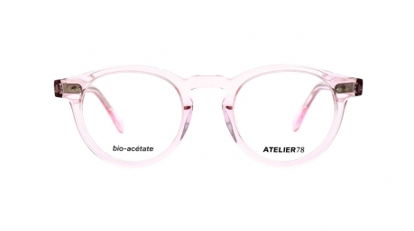 Glasses Atelier78 Ylang, pink colour - Doyle