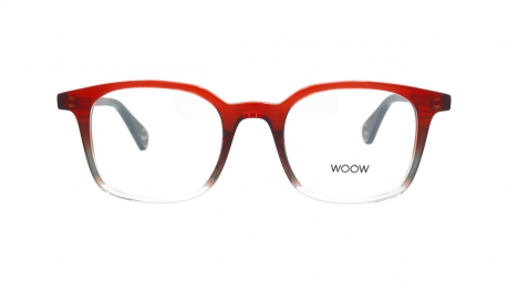 Glasses Woow Get hired 2, red colour - Doyle