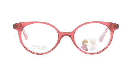 Glasses Opal-enfant Dpaa121, red colour - Doyle
