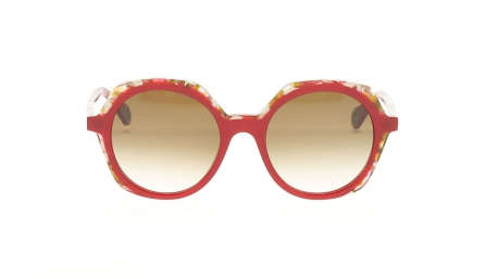 Sunglasses Woow Super wavy 2 /s, red colour - Doyle