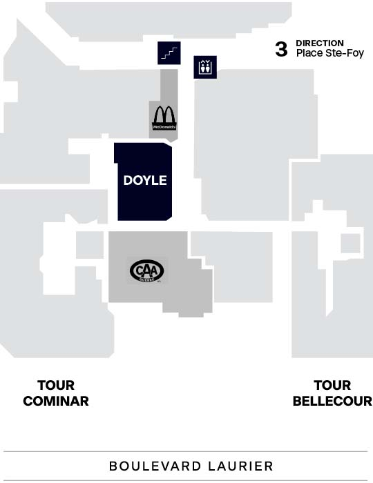 Our store in Sainte-foy has moved. Find our new location here.